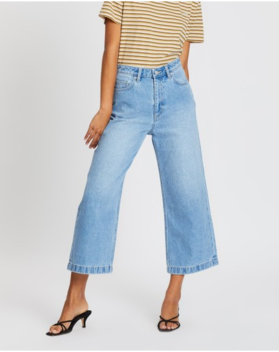 Lee - High Wide Jeans