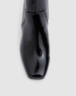 Jane Debster Grenada Boots BLACK