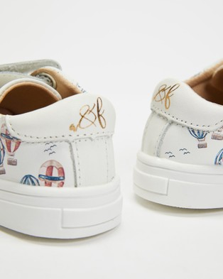 Anchor & Fox Wonderland Sneakers - Sneakers (White)