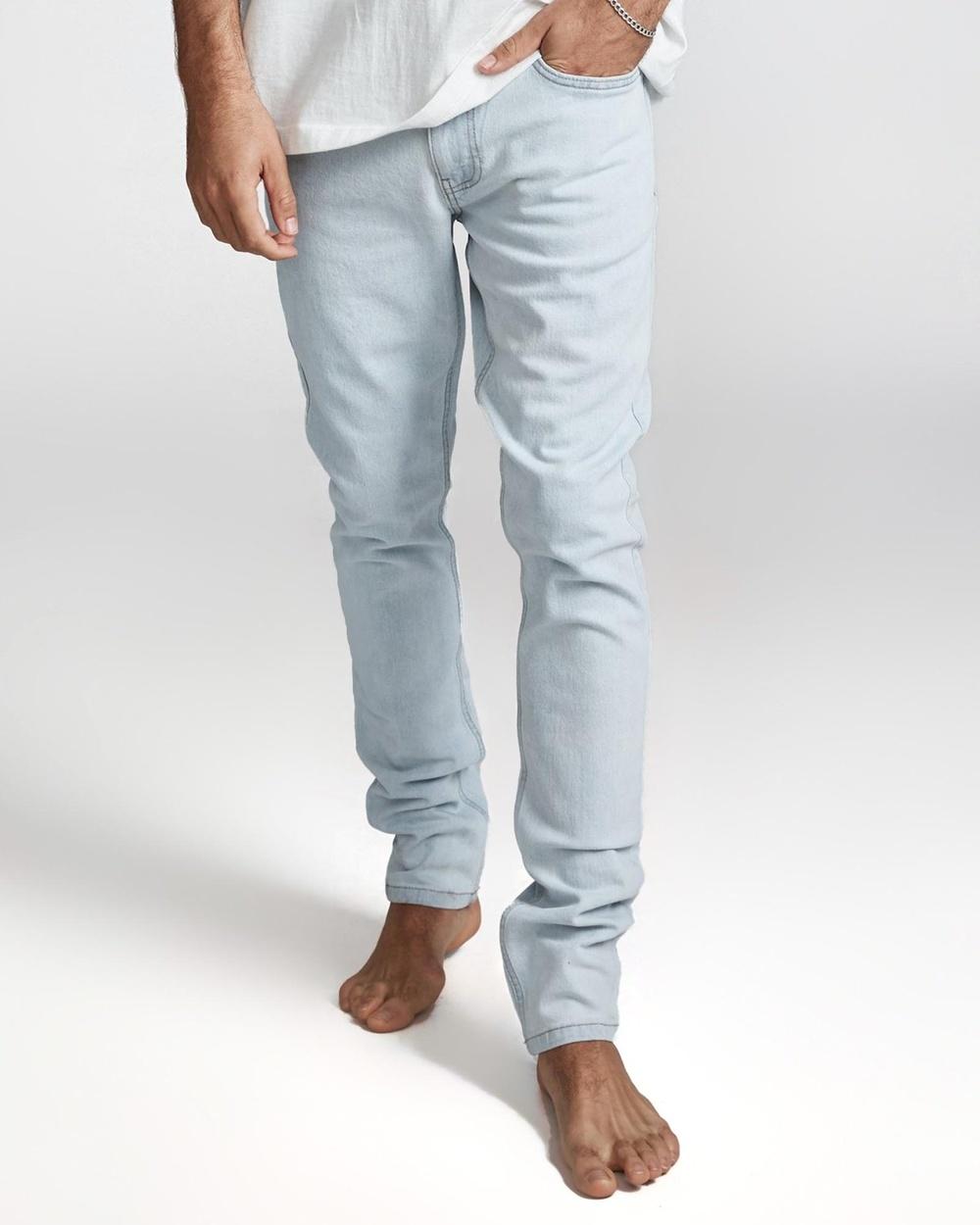 Cotton On Super Skinny Jeans Light Blue Australia