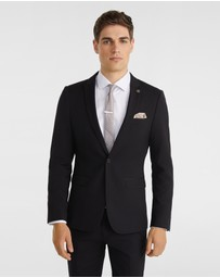yd. - Aston Slim Fit Suit Jacket