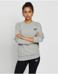 Reebok Performance - French Terry Crew