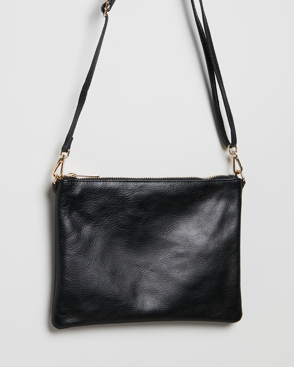 BEE Tully Clutches Black