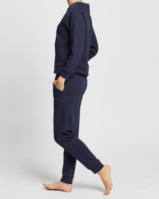 Gingerlilly Scarlet - Sweats (Navy)