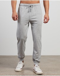 Champion - French Terry Script Pants