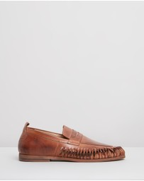 Staple Superior - Mathura Leather Loafers