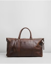 Double Oak Mills - Lyle Leather Weekender
