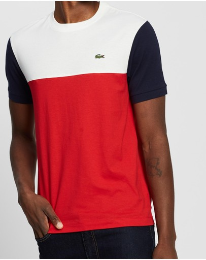 Lacoste - Colour Block T-Shirt