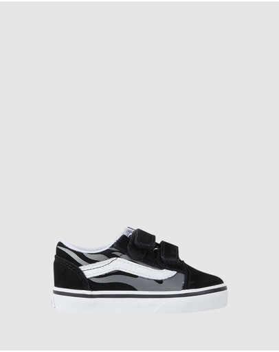 Vans - Old Skool V Flame Infant