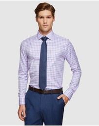 Oxford - Beckton Checked Luxury Shirt