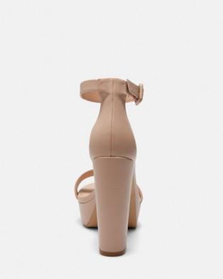 Novo Ladysmith - Heels (Nude)