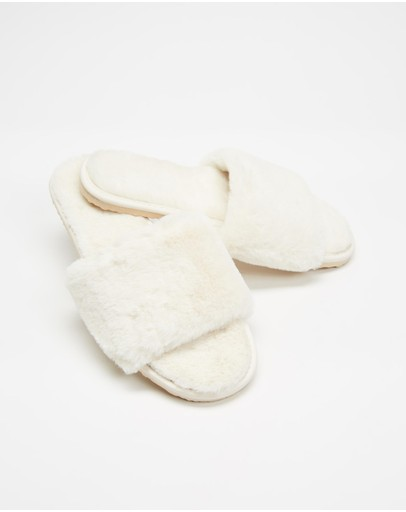 SPURR - Plush Slippers