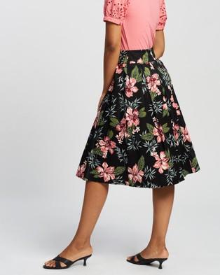 Review Sunset Island Skirt - Skirts (Multi)