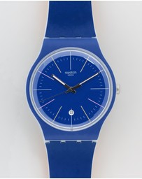 Swatch - BLUE LAYERED