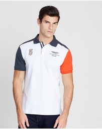 Hackett - AMR Multi Polo