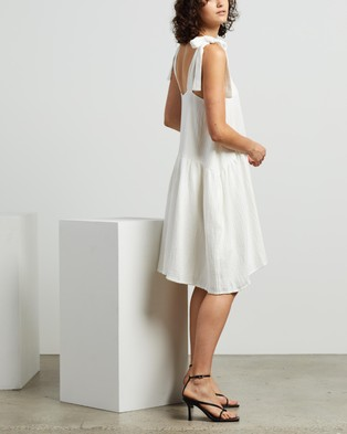 Marle Bing Dress - Dresses (Ivory)