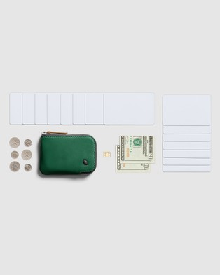 Bellroy Card Pocket - Wallets (Green)