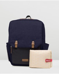 Babymel - George Backpack Nappy Bag