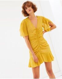 C/MEO COLLECTIVE - Light Up Dress