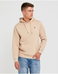 Fila - Badge Hood - Men's