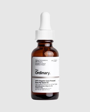 The Ordinary 100% Organic Cold Pressed Rose Hip Seed Oil 30ml - Face Oils (N/A)