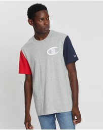 Champion - Colour Block Heritage Tee