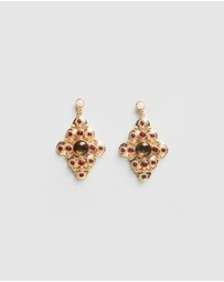 Bianc - Victoria Earrings