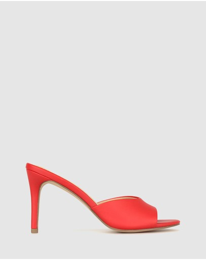 Betts - Sly Stiletto Heel Mules