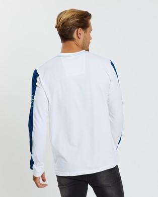 NAUTICA LS Tee - T-Shirts & Singlets (White)
