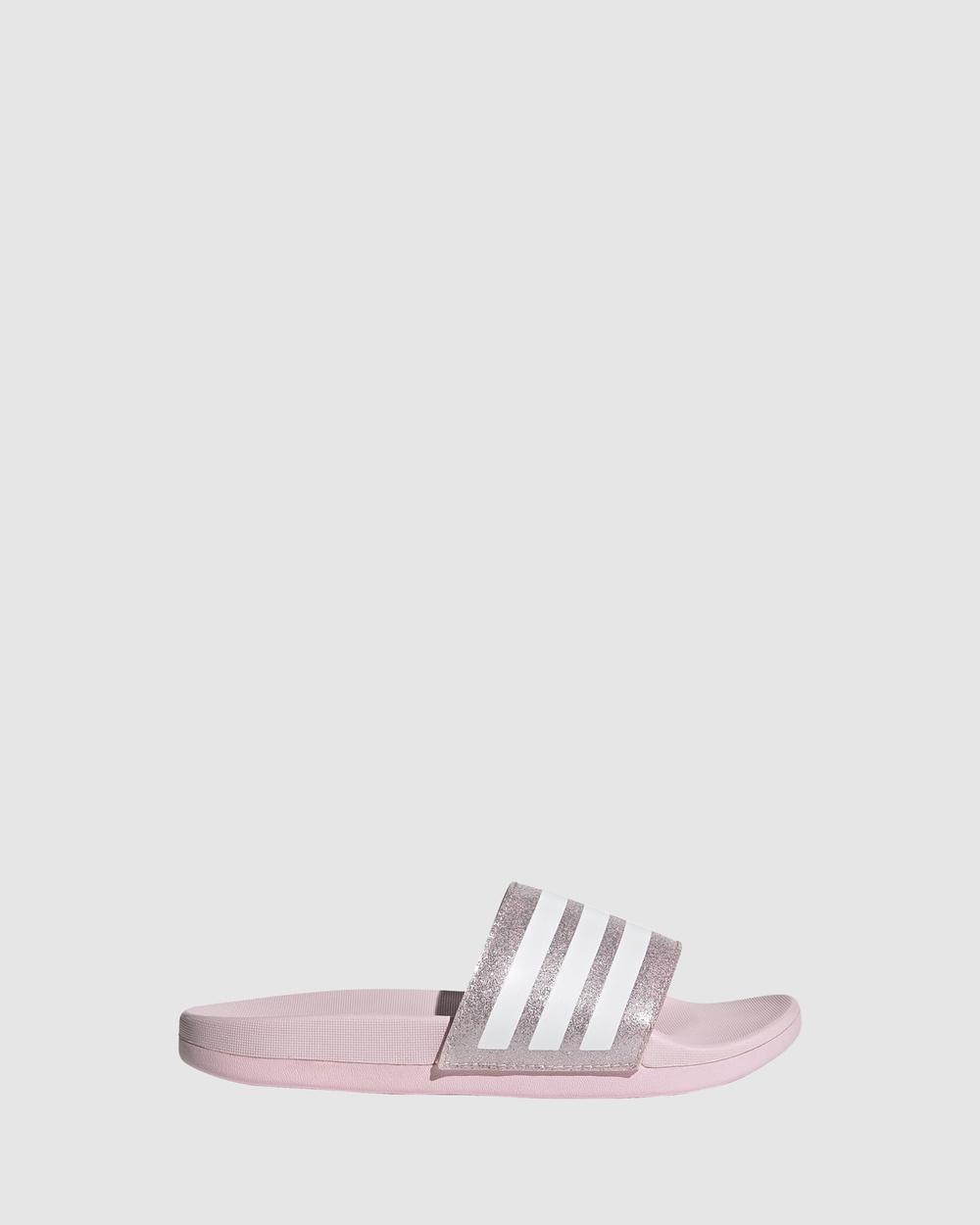 adidas Performance Adilette Comfort K Sandals Clear Pink