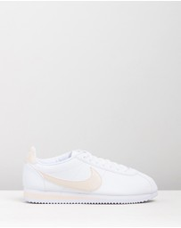 Nike - Classic Cortez Leather Shoes - Women's
