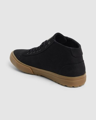 Kustom Townsend Boot - Sneakers (BLACK GUM)