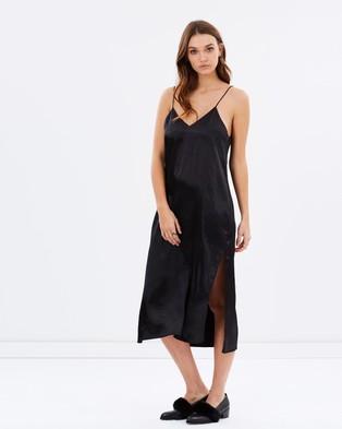Buy Finders Keepers - Claude Dress - Dresses (Black) -  shop Finders Keepers dresses online