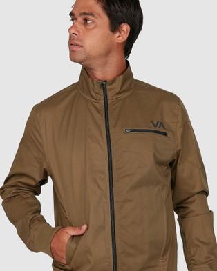 RVCA Spectrum Jacket - Coats & Jackets (COMBAT)