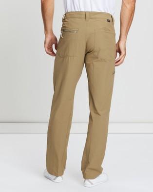 Patagonia Men's Quandary Pants - Cargo Pants (Ash Tan)