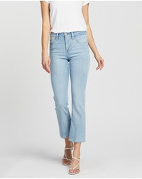 Frame Denim - Le Crop Mini Boot Jeans