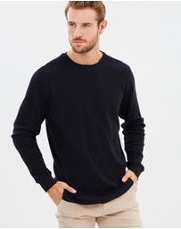 Academy Brand - Workers Crew Sweater