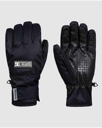 DC Shoes - Mens Franchise Snow Gloves
