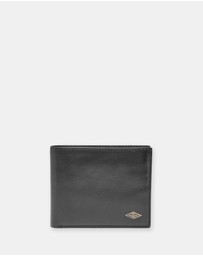 Fossil - Ryan Black Bifold Wallet