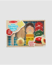 Melissa & Doug - Sandwich Making Set