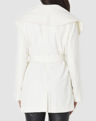Amelius Audrina Wool Coat - Coats & Jackets (Shell)