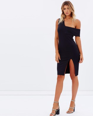 Maurie & Eve – Attaboy Dress – Bodycon Dresses (Black)