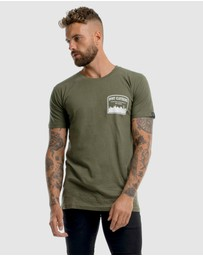 DVNT - Origins Relaxed Fit Tee
