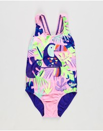 Speedo - Toucan One-Piece - Toddlers-Kids