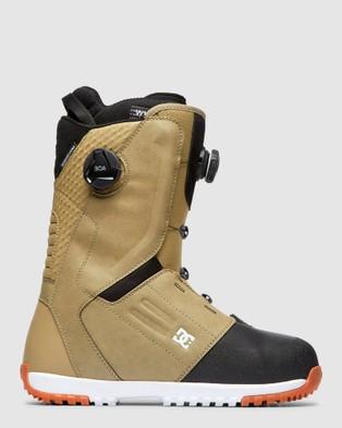 DC Shoes Mens Control BOA?« Snowboard Boots - Boots (Kelp)
