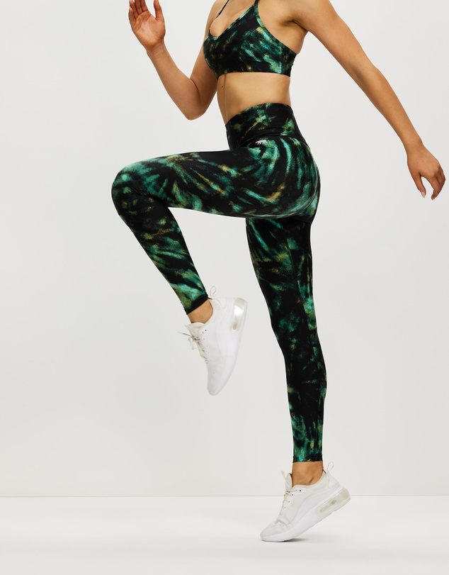 Women Ab-Waisted Fight Club Tights