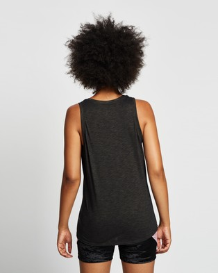 Nike Icon Clash Training Tank - Muscle Tops (Black)