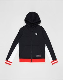 Nike - Air Full Zip Hoodie - Teens