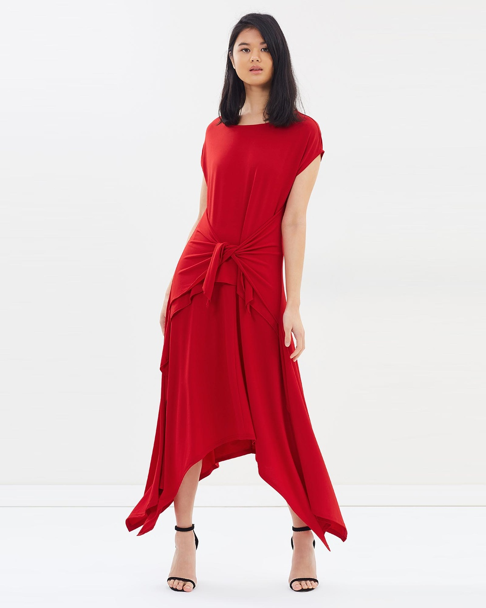 Otto Mode Common Thread Dress Dresses Cherry Common Thread Dress