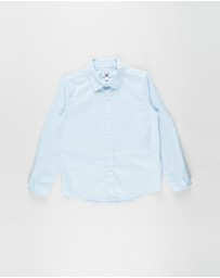 Free by Cotton On - Free Boys Harper LS Shirt - Teens
